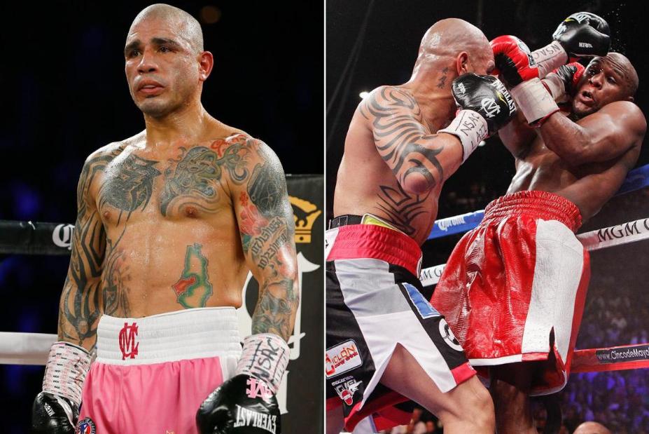 Miguel Cotto Puerto Rican Professional Boxer