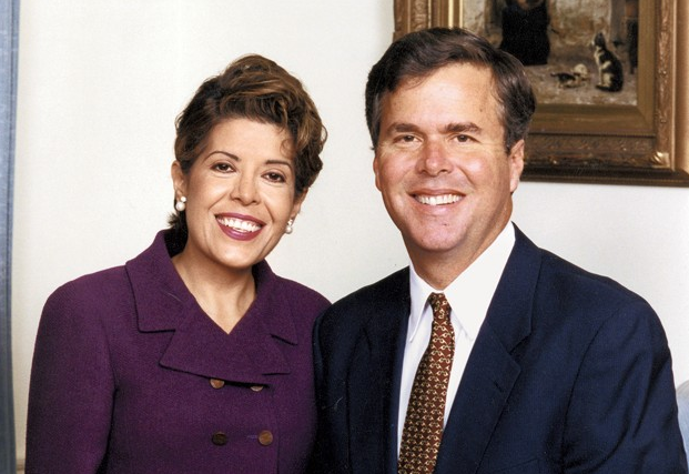 Who Is Columba Bush?