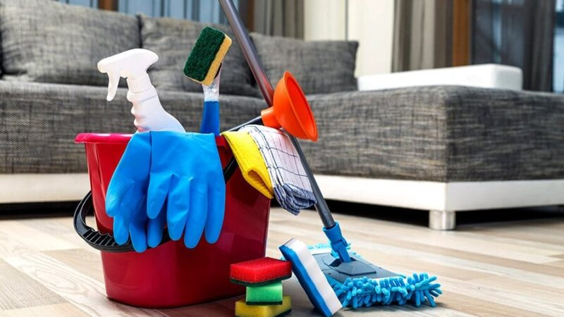 Checklist for House Cleaning Houston
