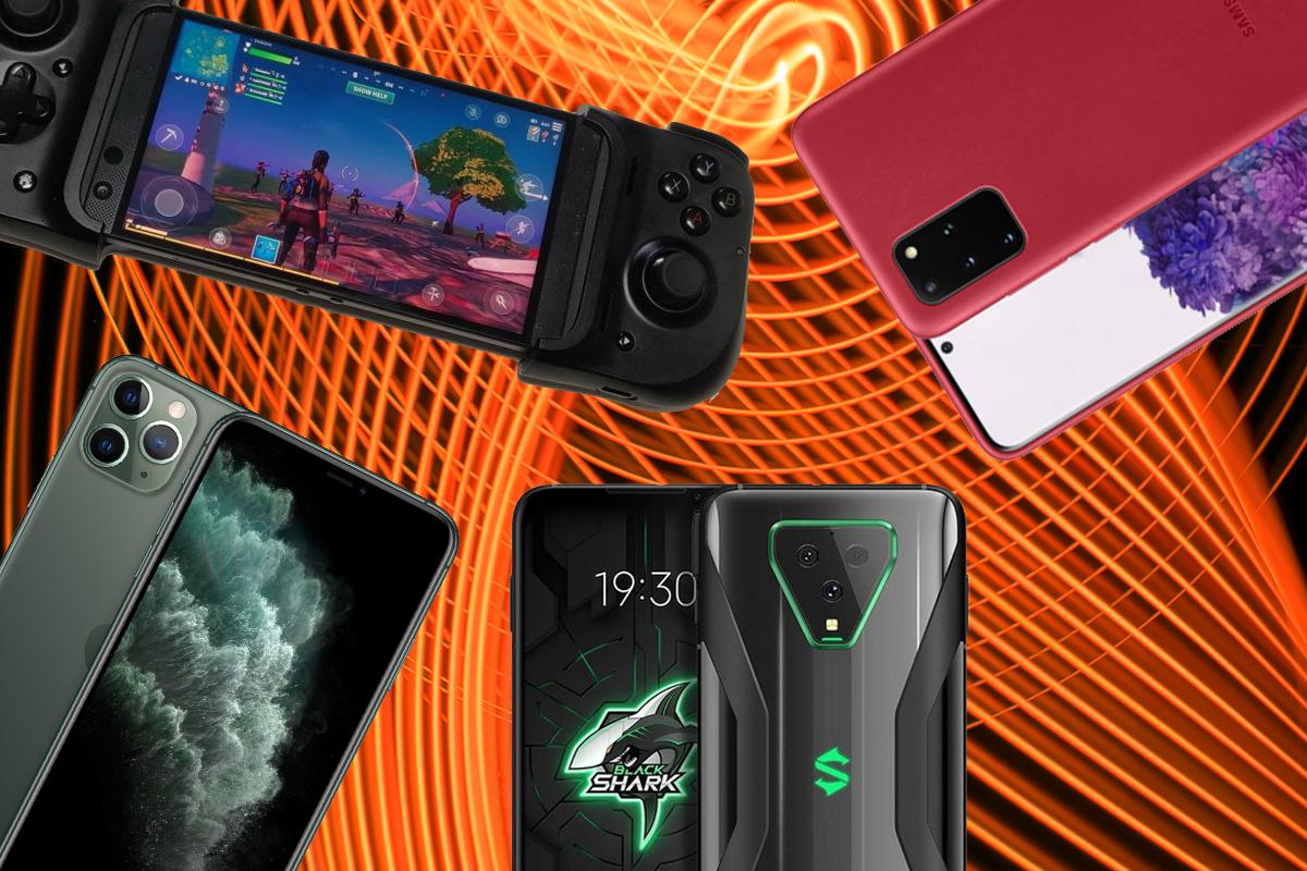 Top mobile gaming phones of 2021