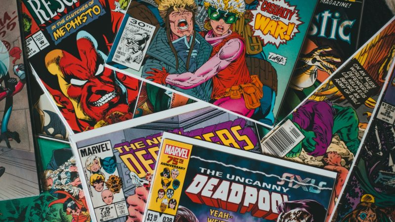 HOW NEWSPAPER COMIC-STRIPS HAVE EVOLVED OVER TIME